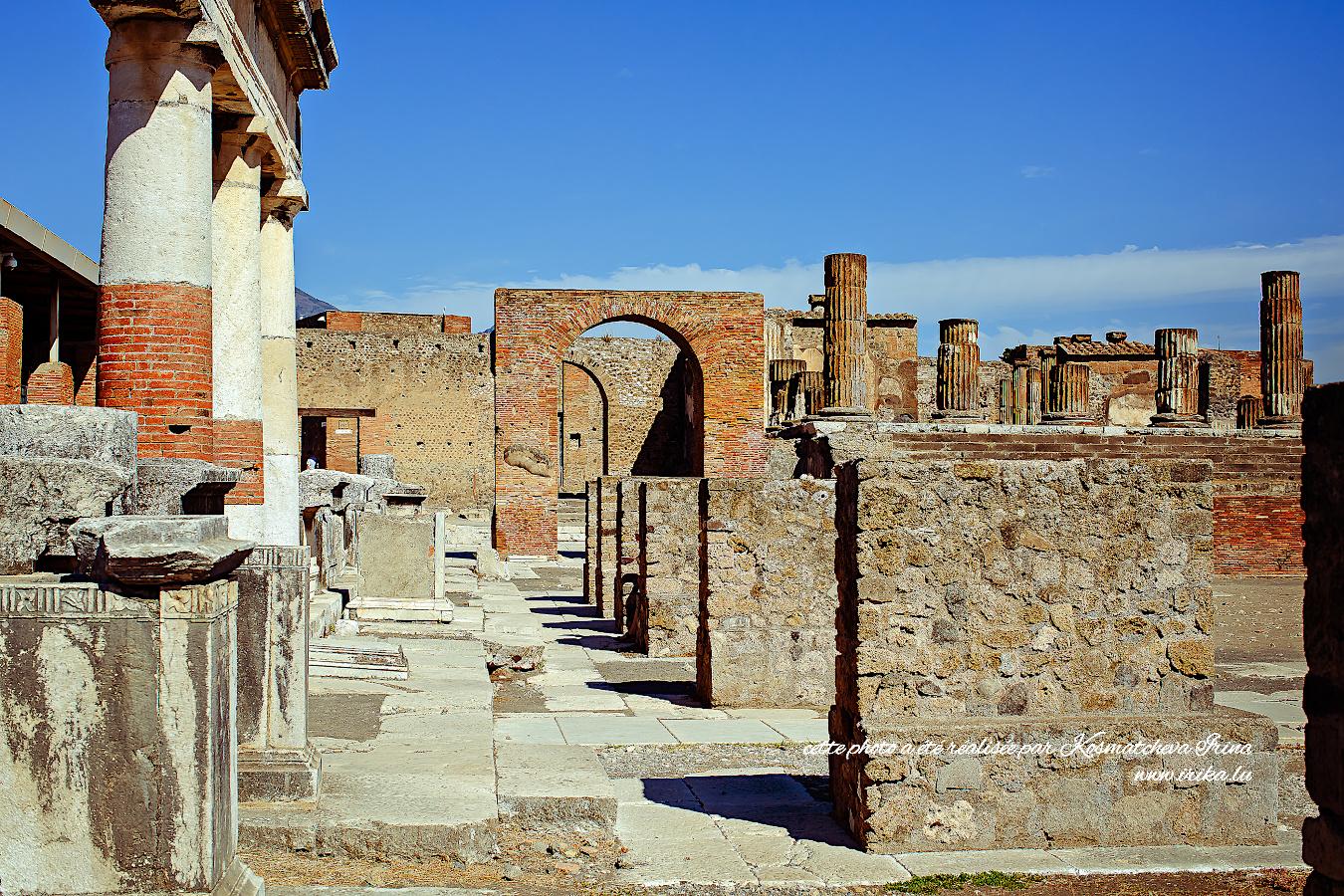Forum de Pompei