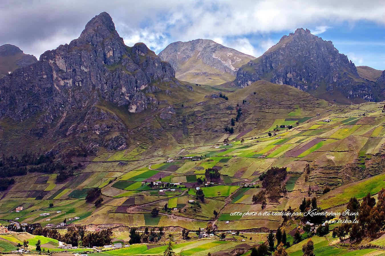 Les montagnes autrement