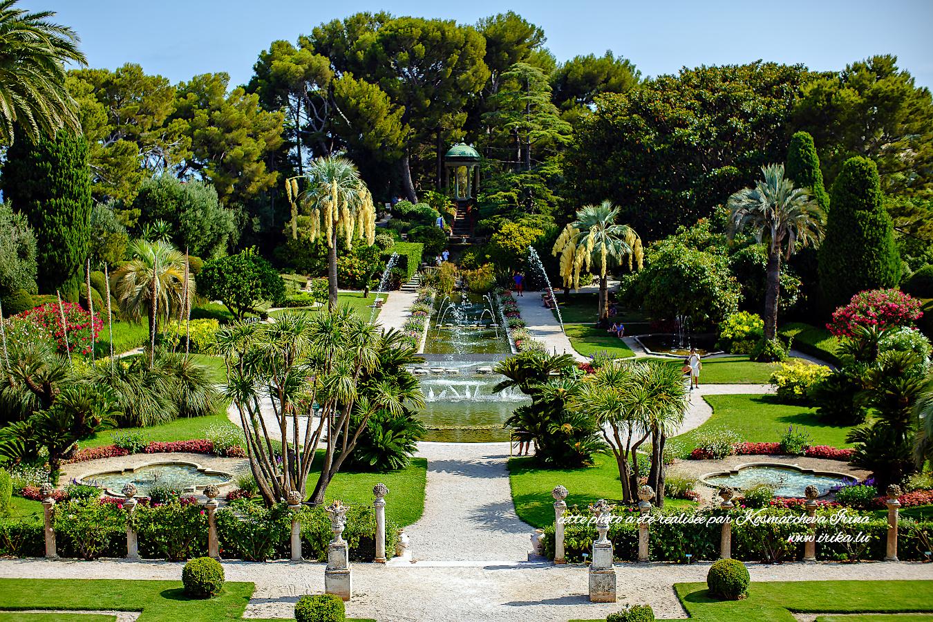 Jardins de Villa Rothschild