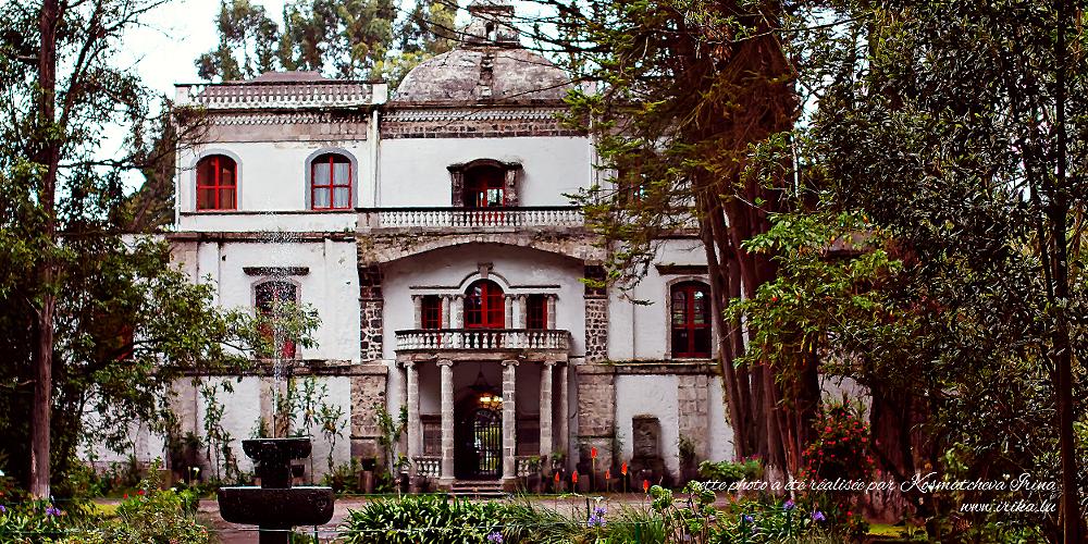 Ancienne hacienda