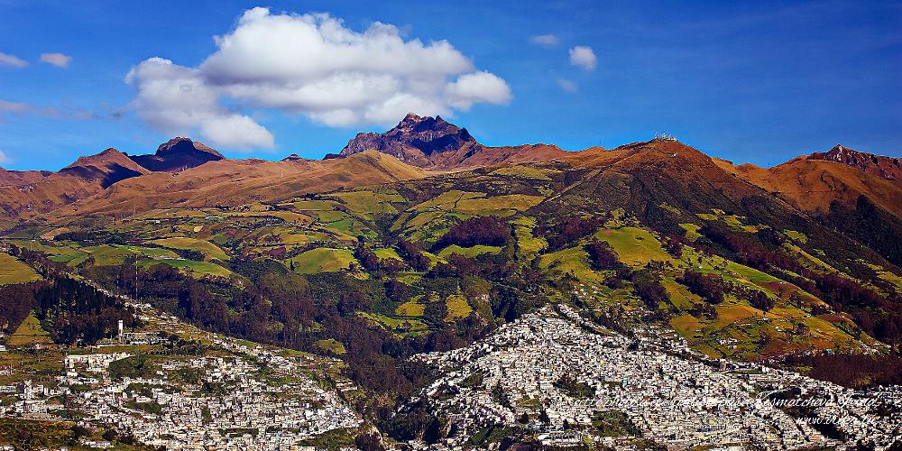 Collines de Quito