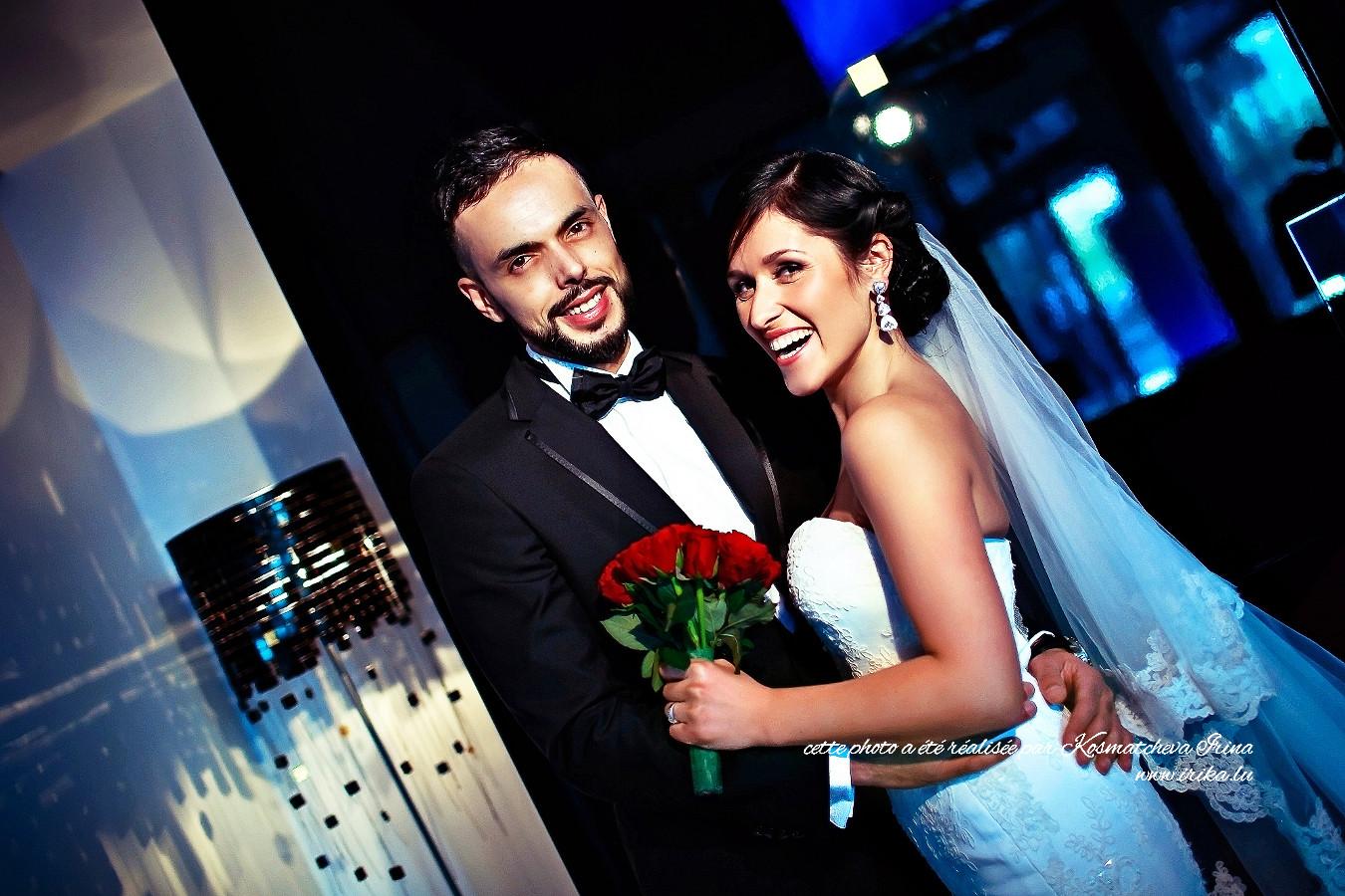 Azra et Miguel à Sofitel