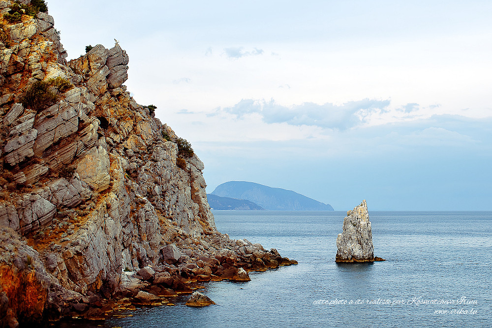 Première fois en Crimée