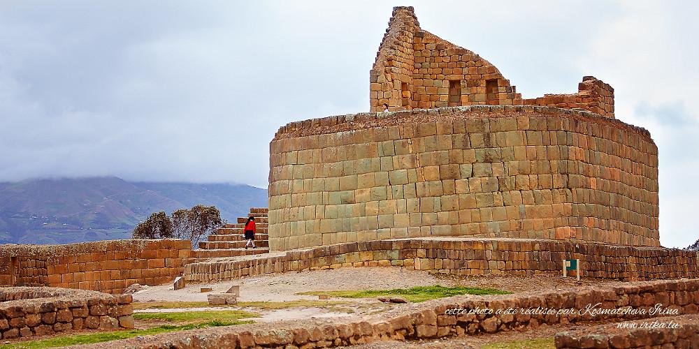 Temple en pierres