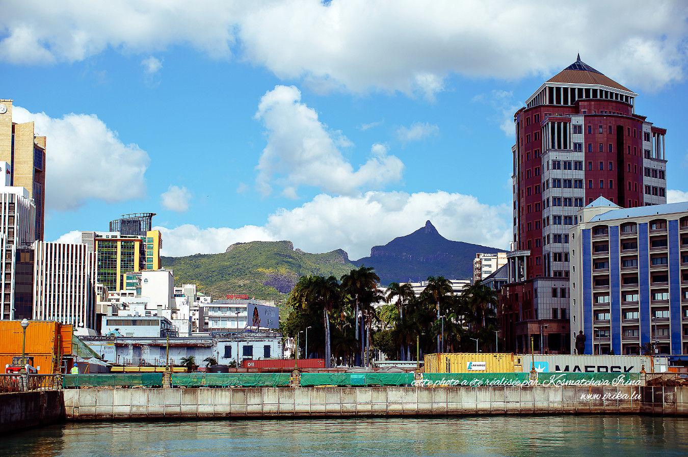 Centre de Port-Louis