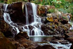 Entre l'eau et les pierres