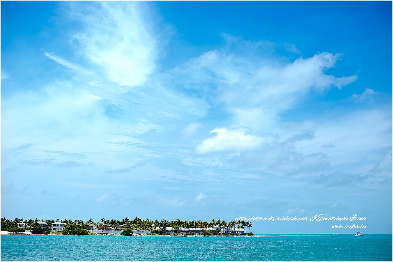 Vue sur Key West