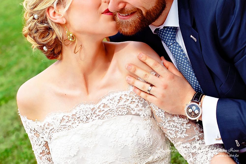 Les mariées adorent les dentelles