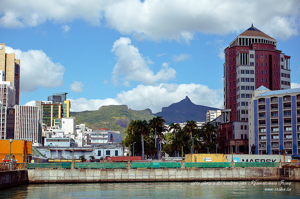 Centre de Port-Louis