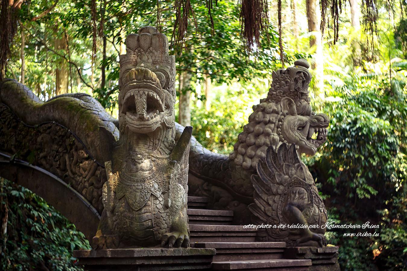 L'escalier des dragons