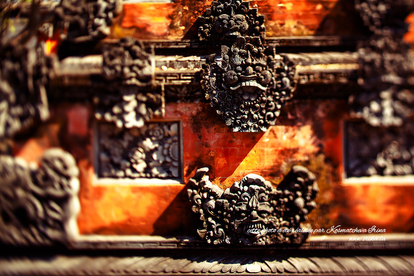 Ornaments indonésiens