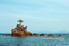 Les îles du sud de la mer d'Andaman