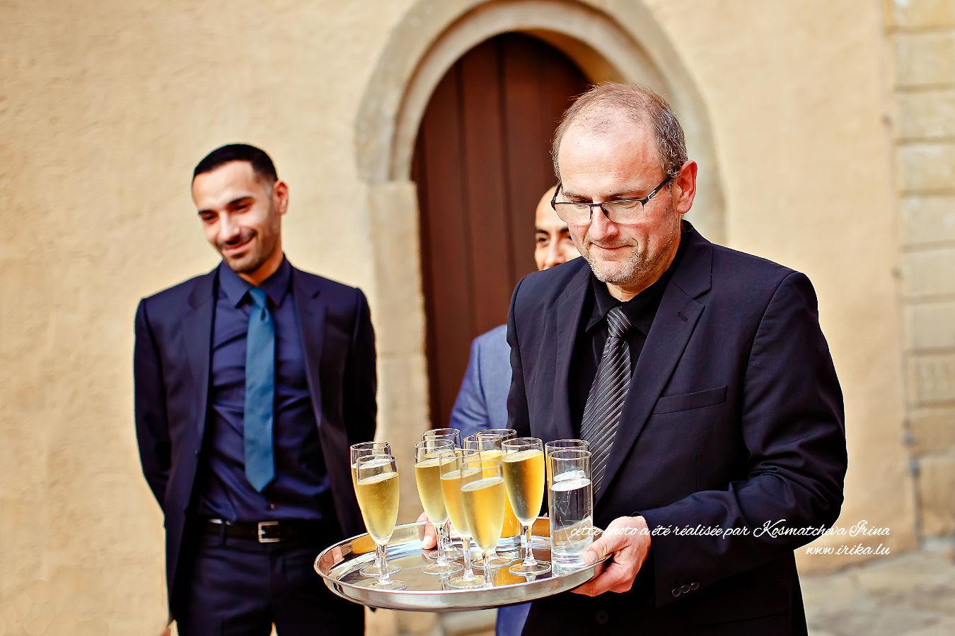 Du vrai champagne
