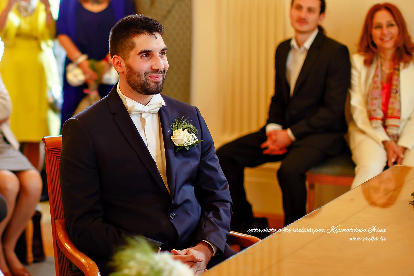 Prêt pour être marié