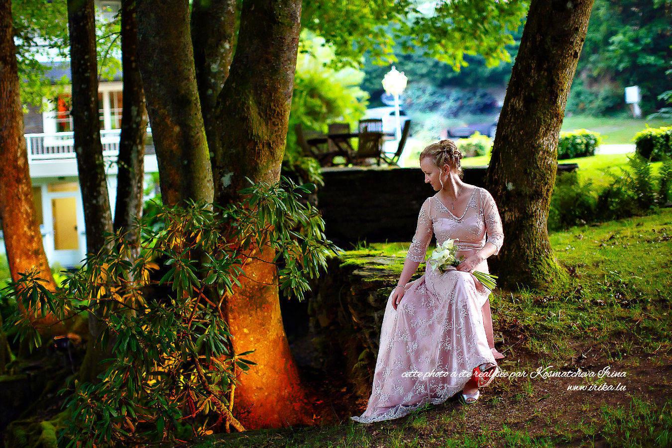 La belle Martina dans le bois dormant