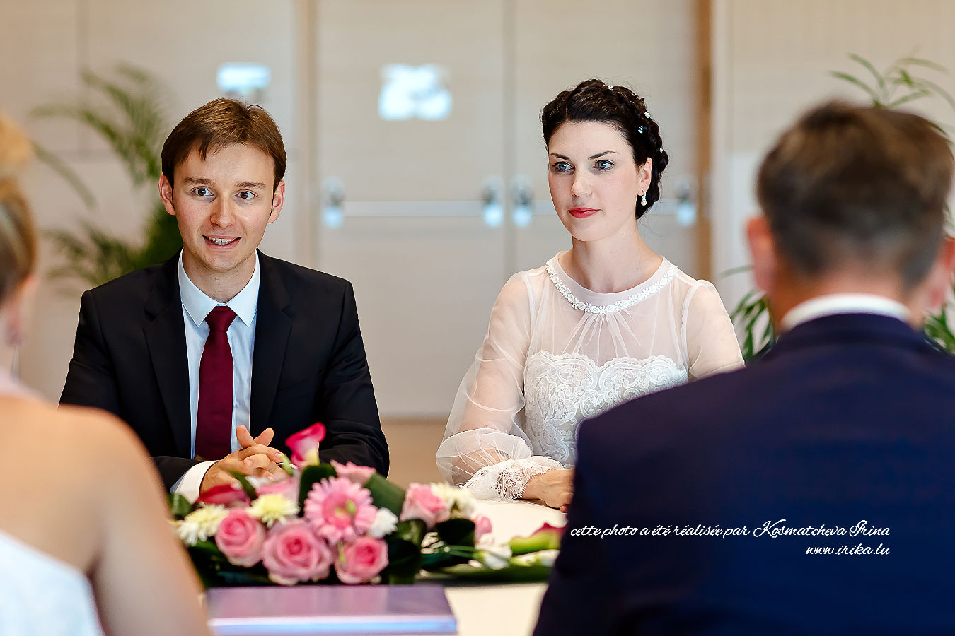Le grand moment pour le couple