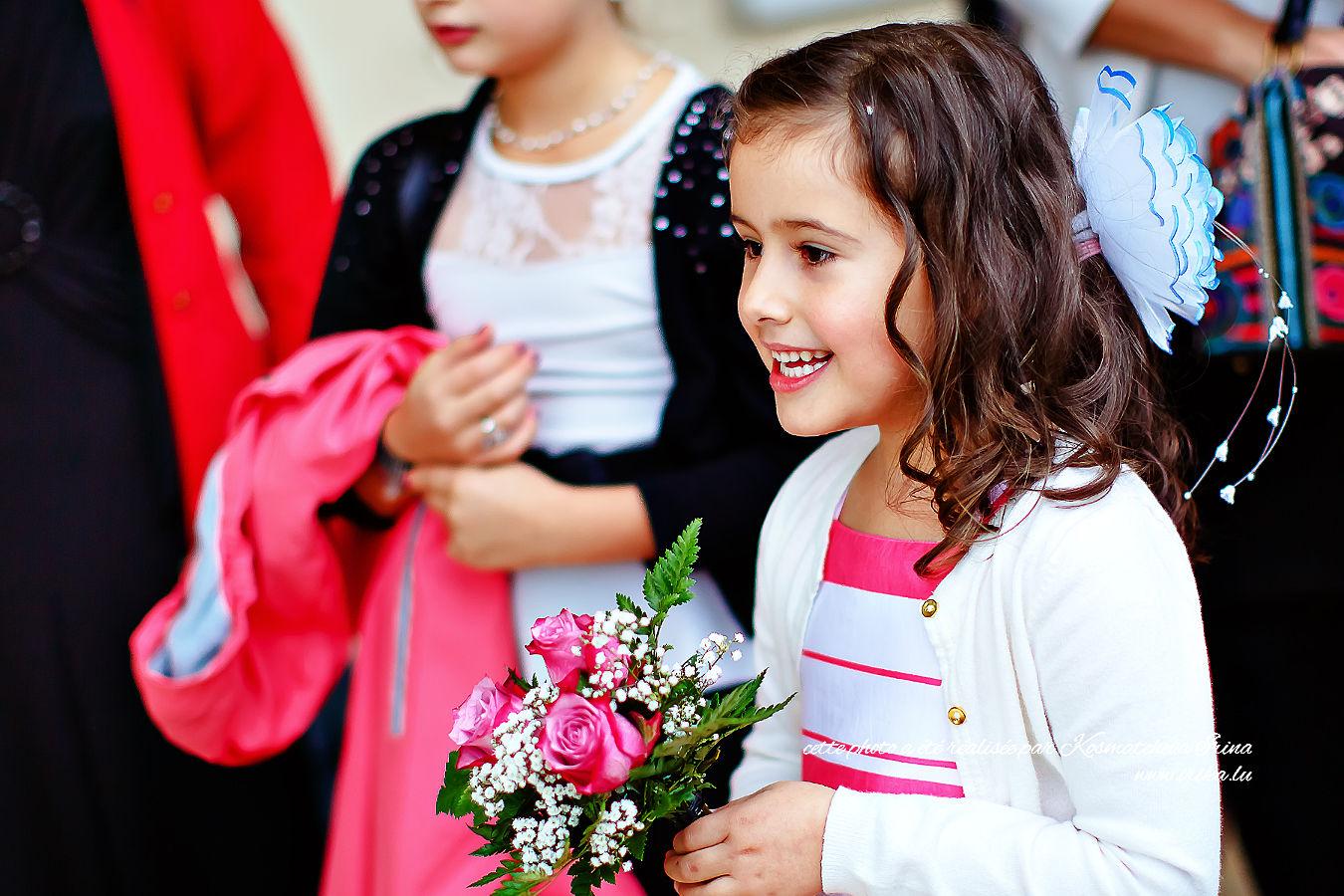 Grand sourire de Katya