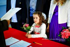 Katya fait partie de la cérémonie