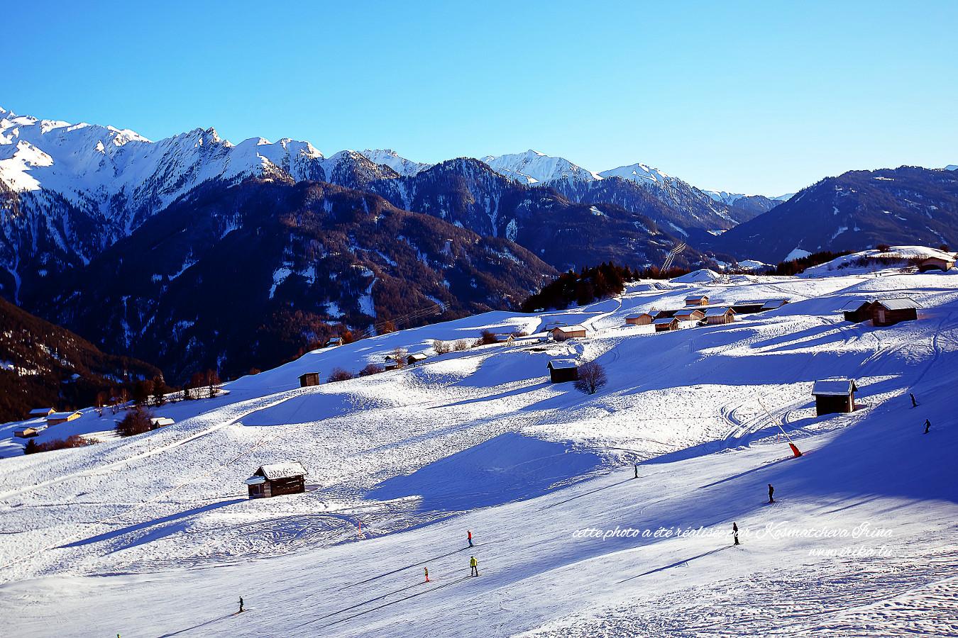 Derniers skieurs du jour