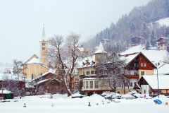 Village alpin