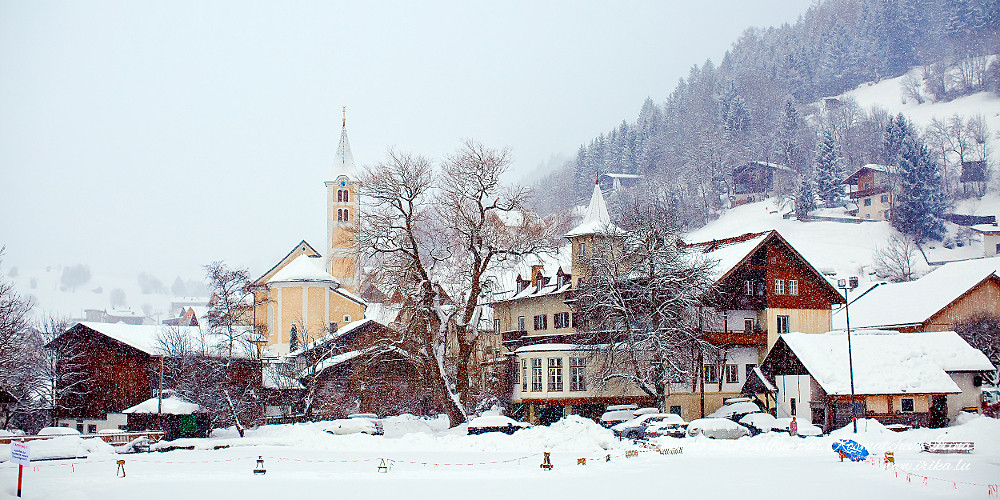 Journée de neige