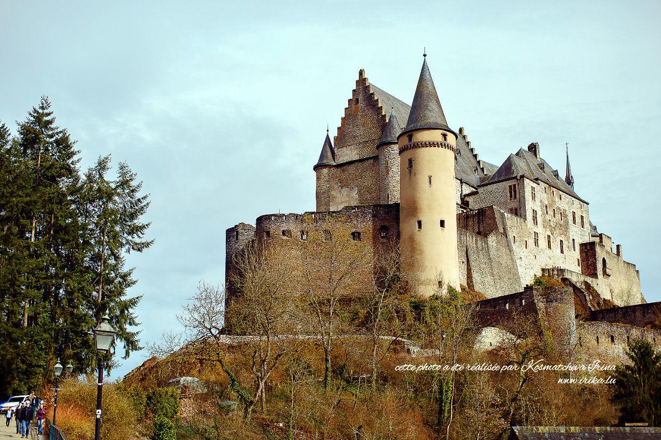 Château-de-Vianden