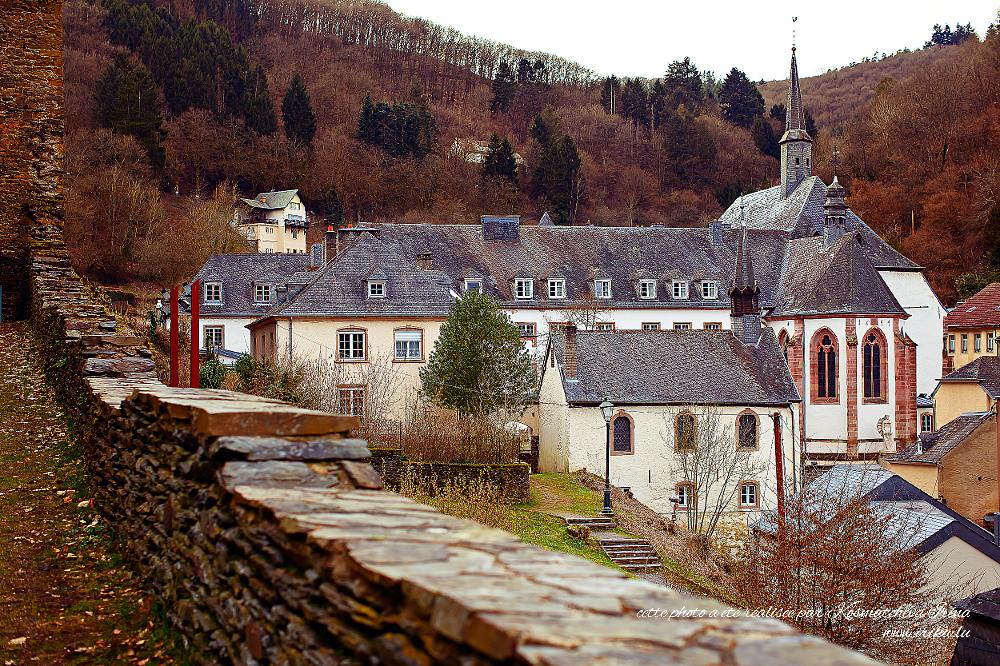 Anciens bâtiments