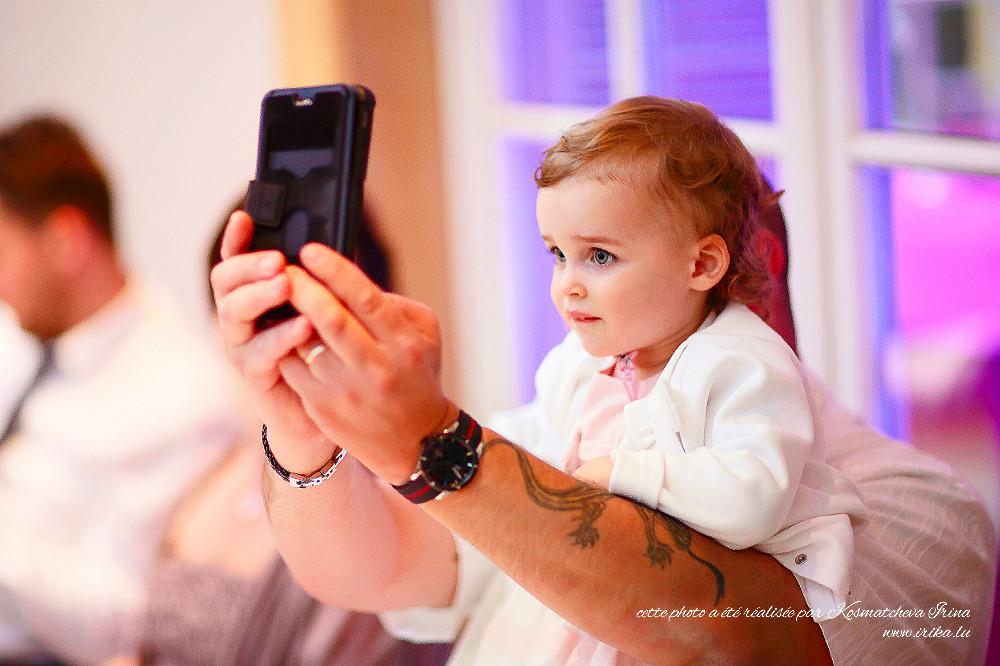 Petit selfy - 1