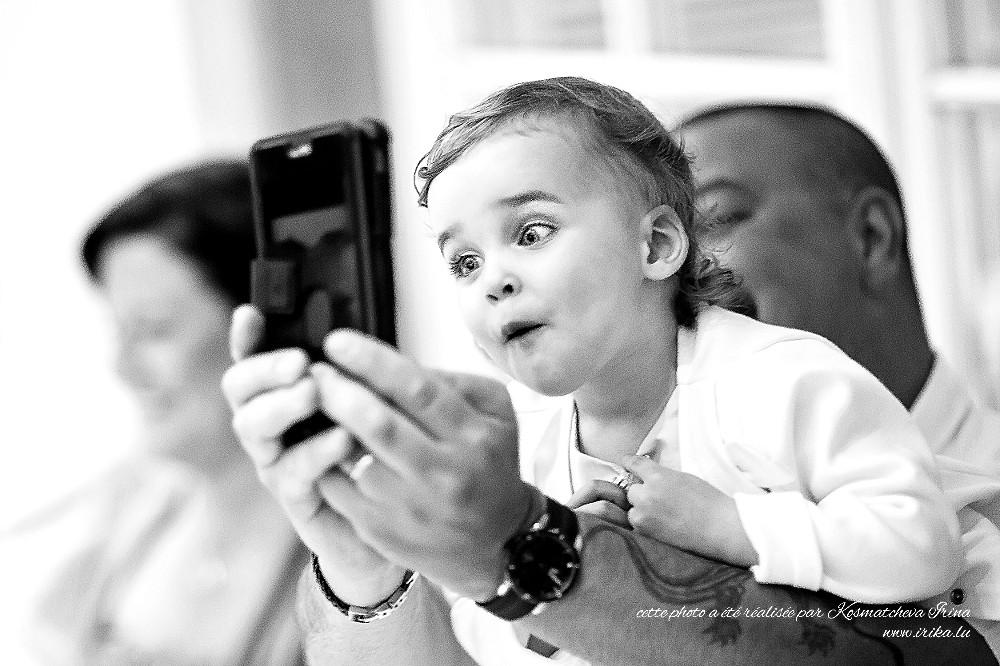 Petit selfy - 3