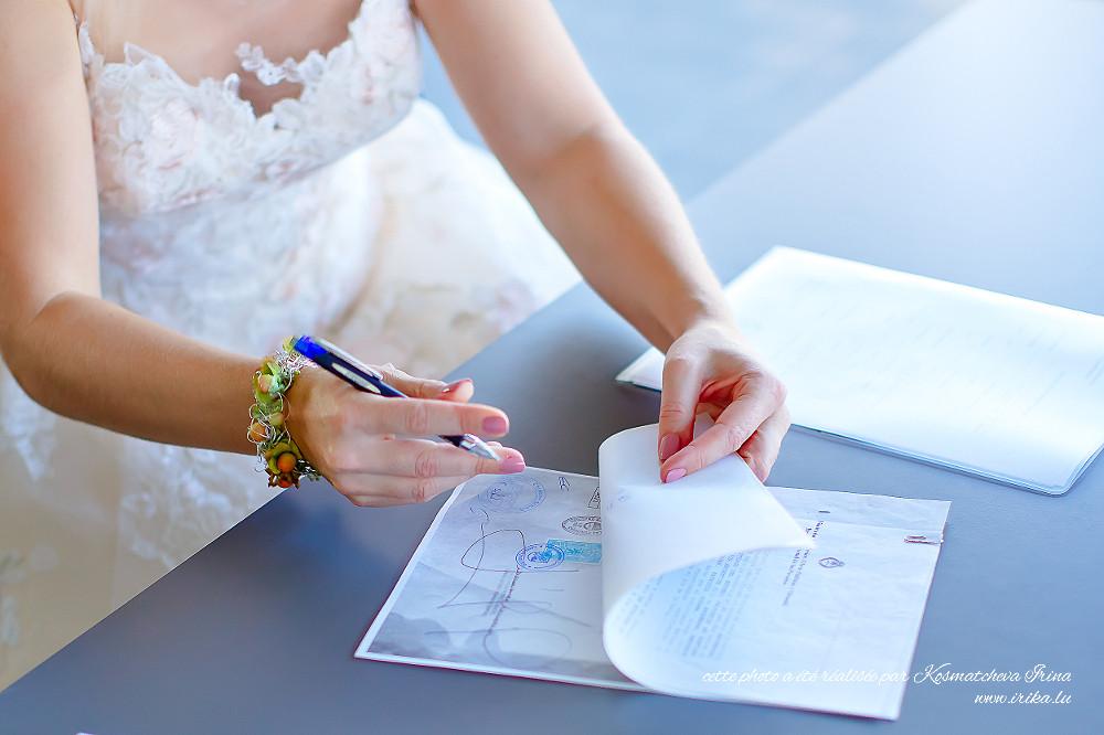 Cachets et signatures