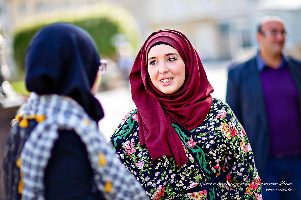 Hijab est bien à la mode