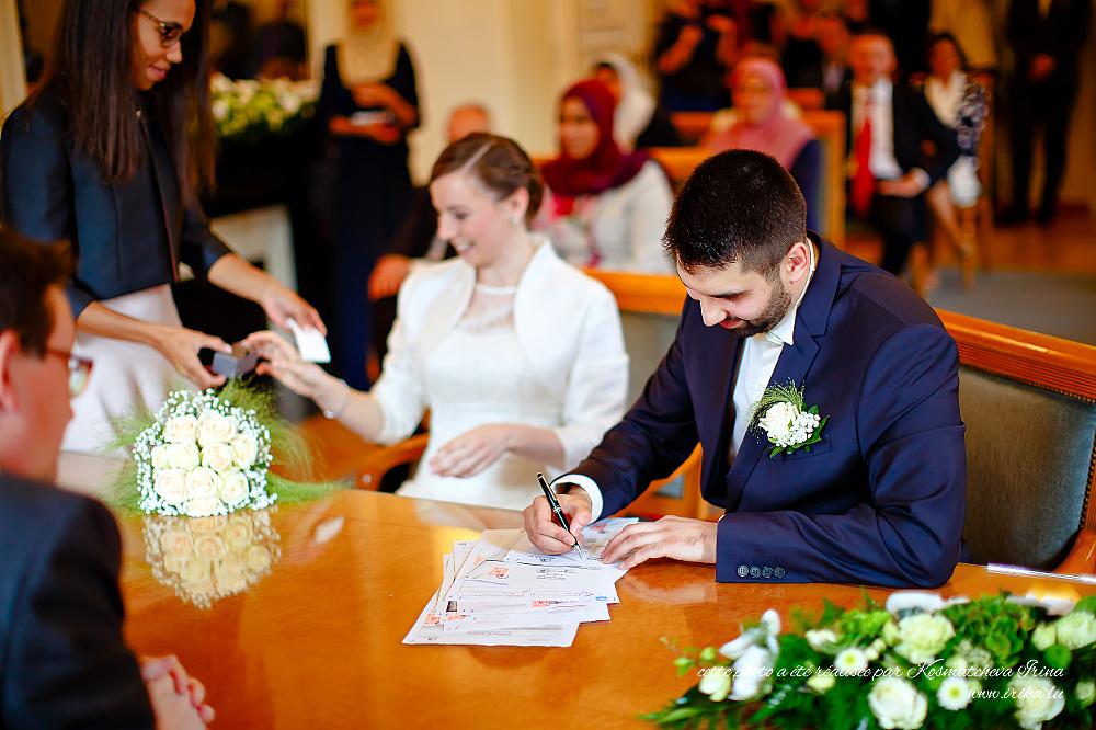 Les signatures du jour