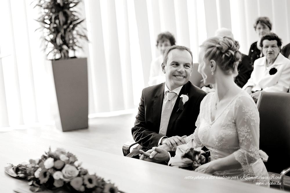 Nouvellement marié Fabrice