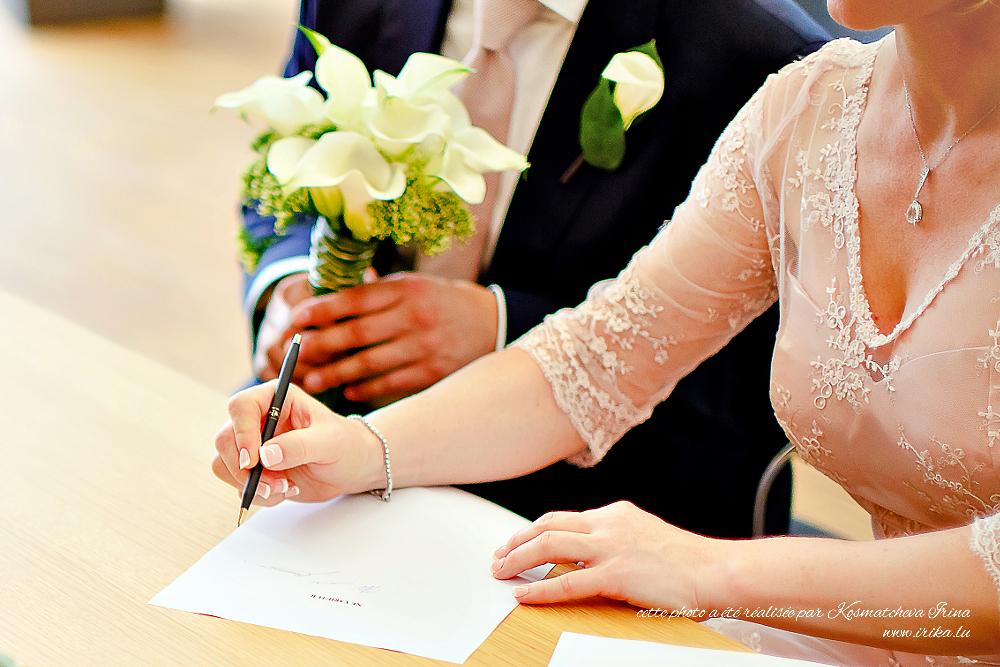 Signature de Martina