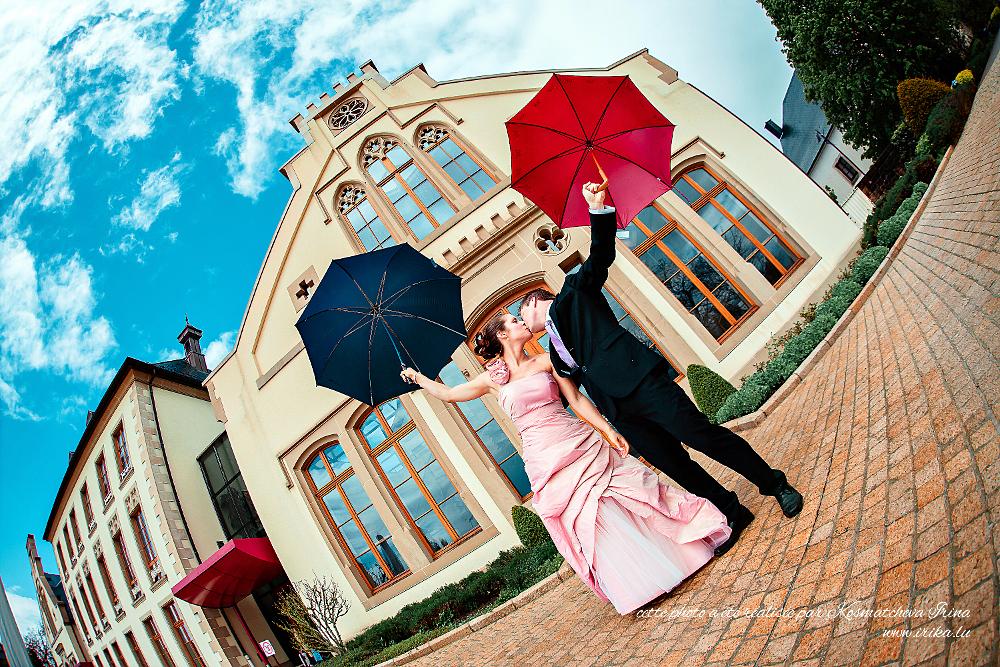 Mariage pluvieux - mariage heureux