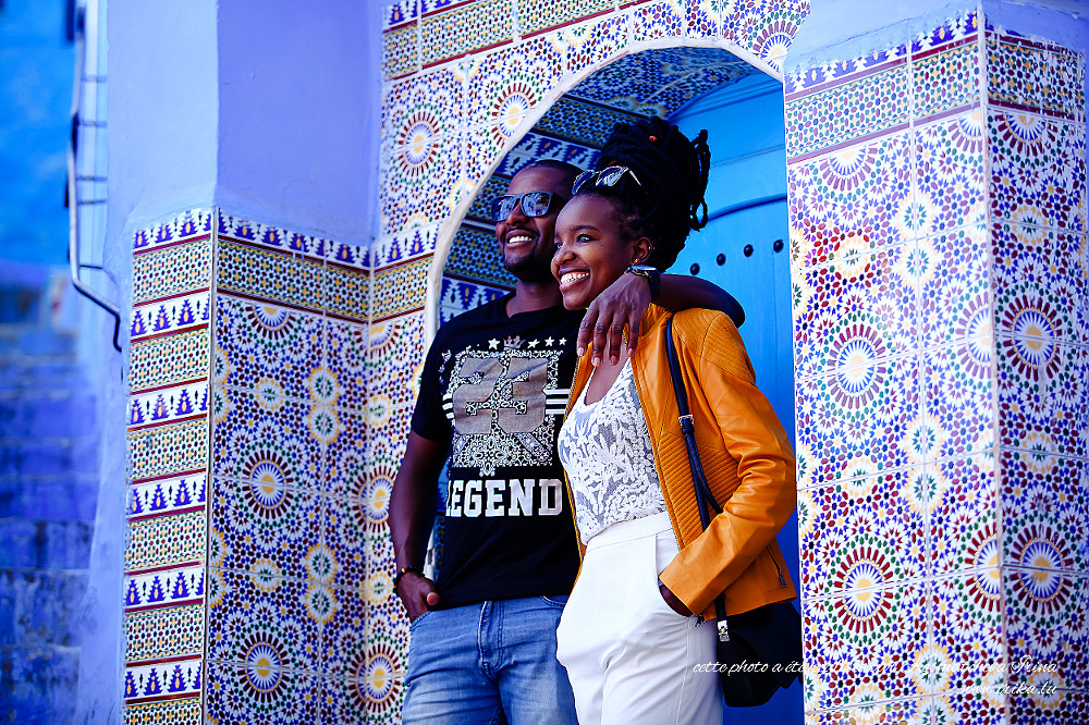 Couple-africain