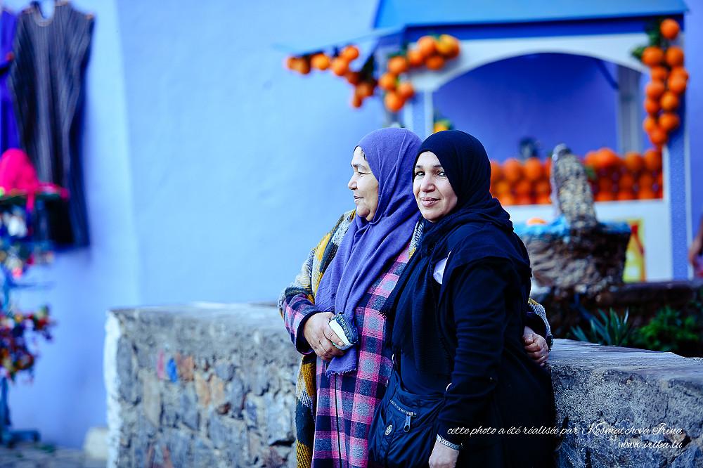Femmes-dune-famile