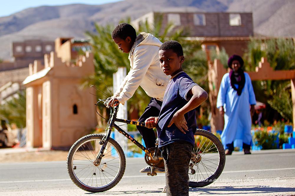 Garçons-à-vélo
