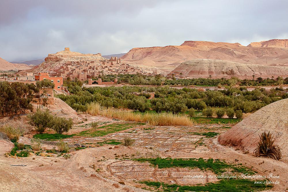 Sud-du-Maroc