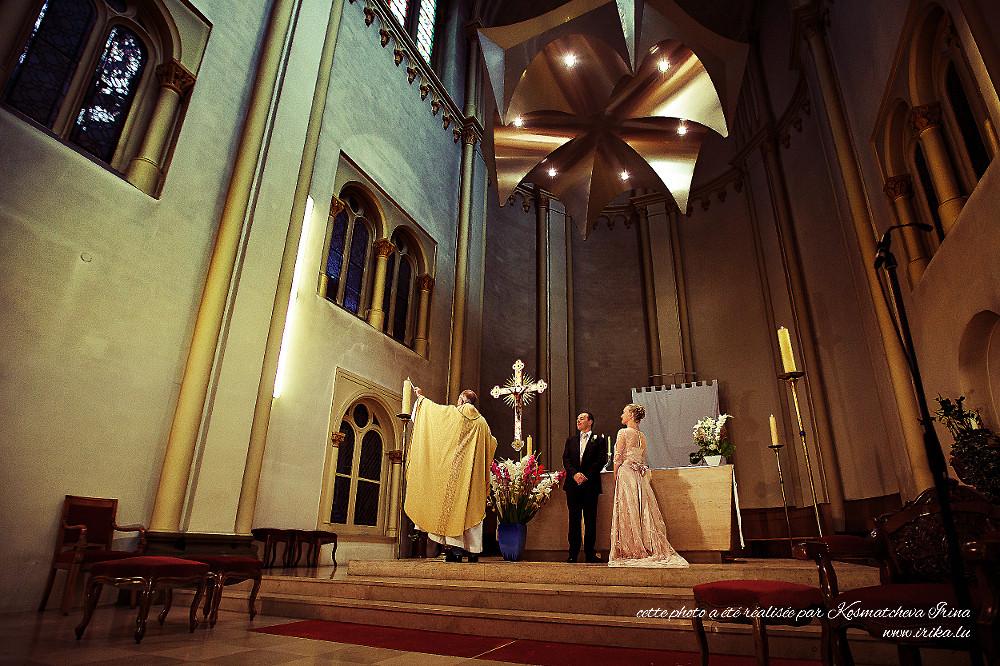On allume les cierges