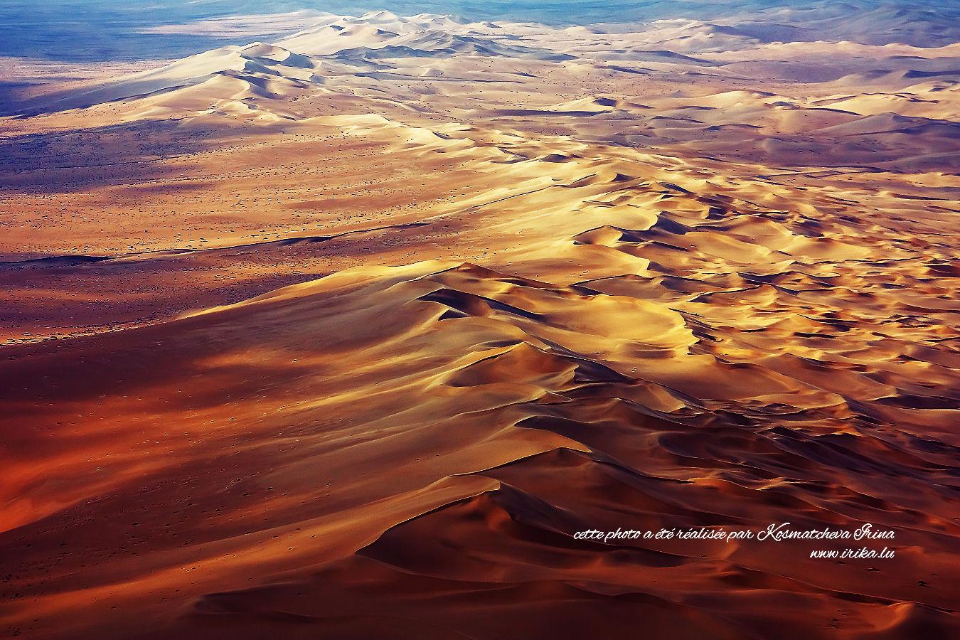 Lignes de sable