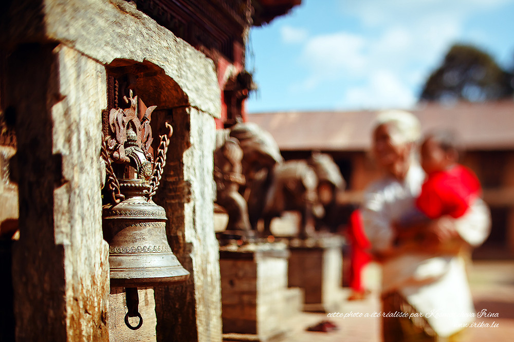 Cloche népalaise