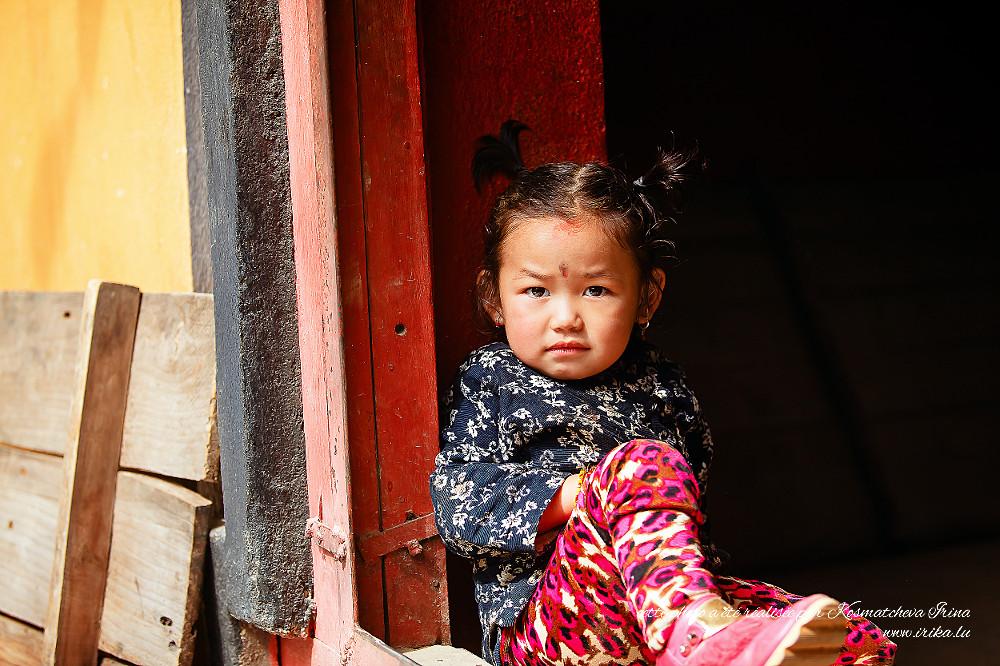 Petite beauté népalaise