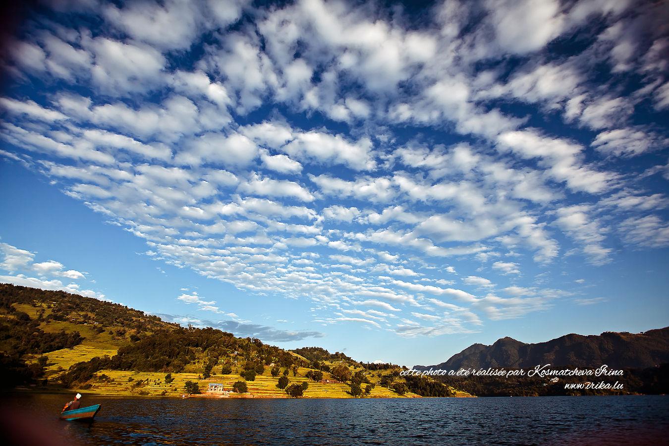 Les nuages qui bougent