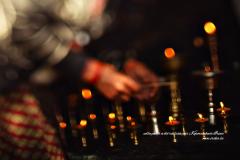 Allumer les bougies