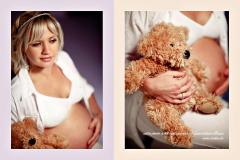 Duo de la future maman