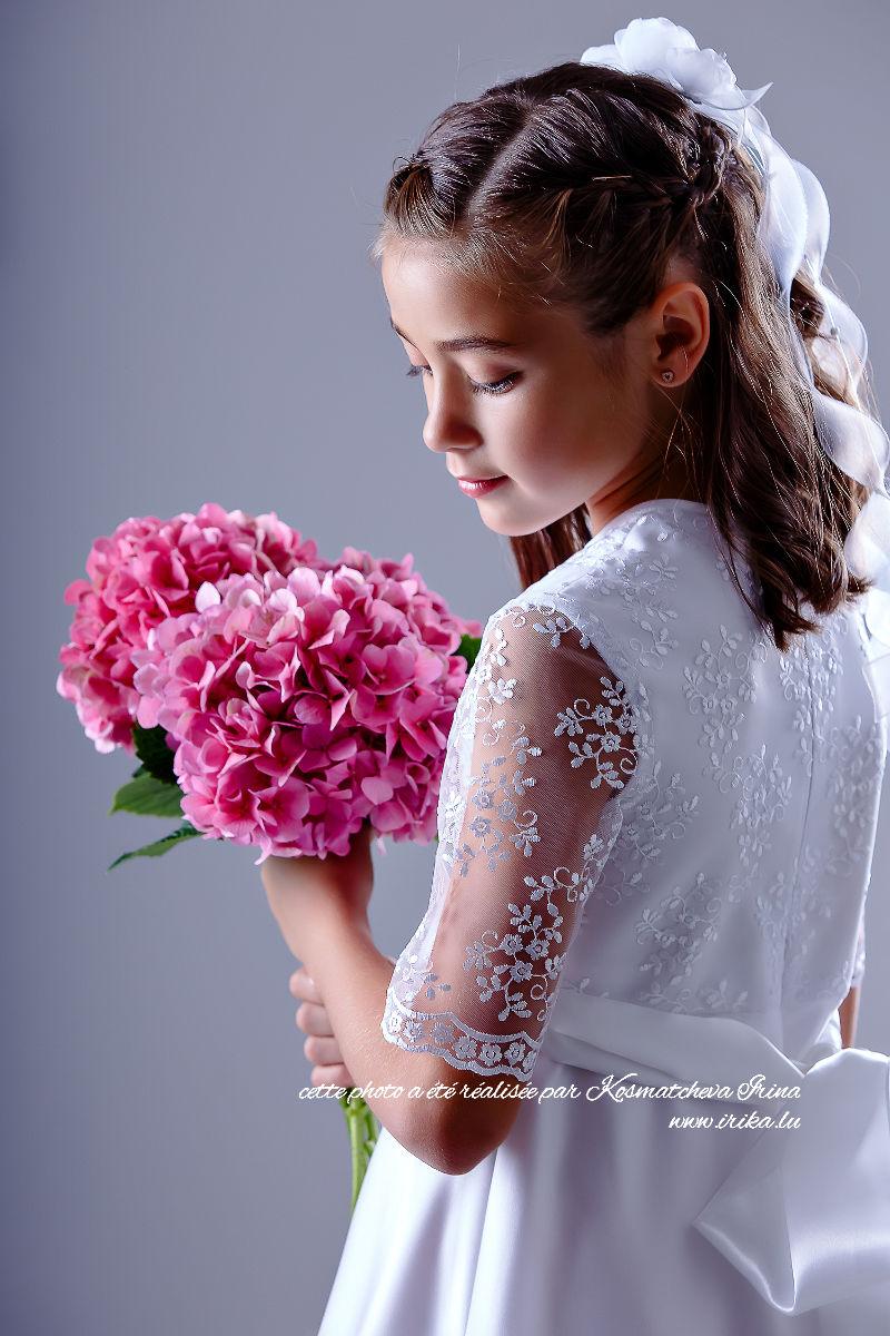 Aux hortensias roses