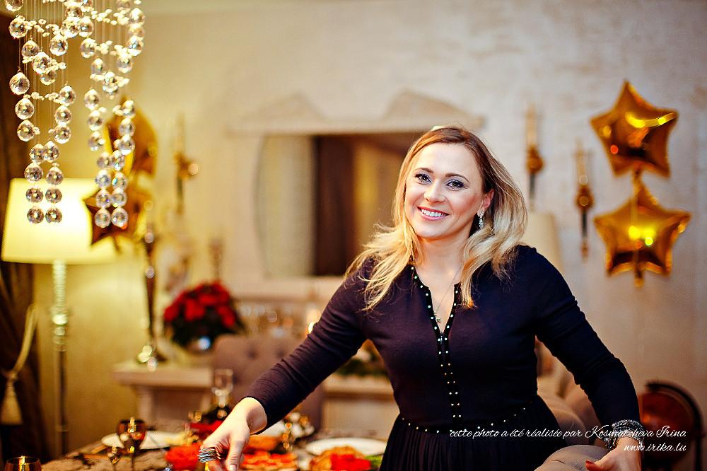 La belle Anja