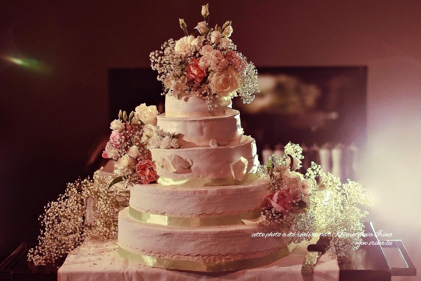 Gâteau du soir