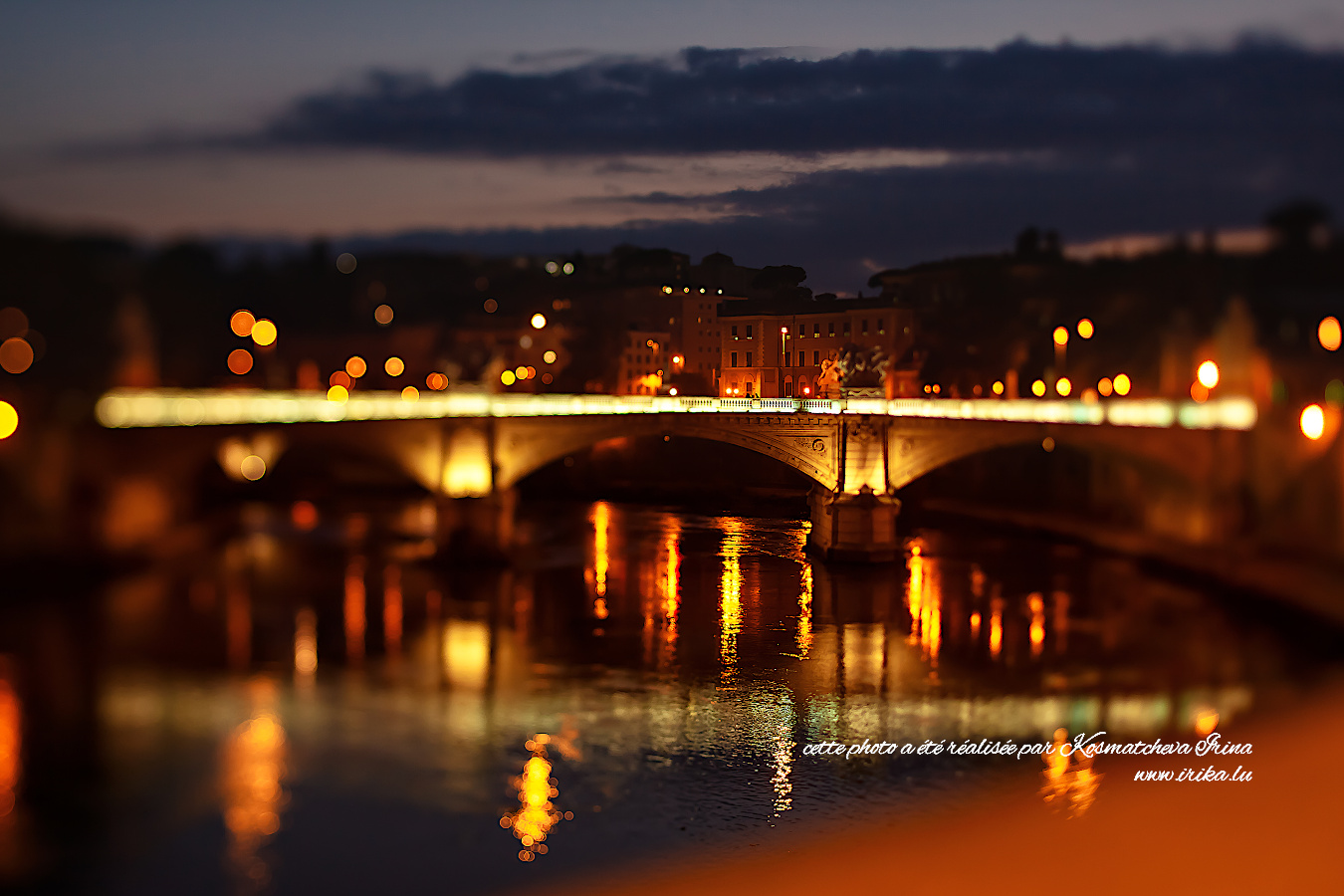 Lumières du pont